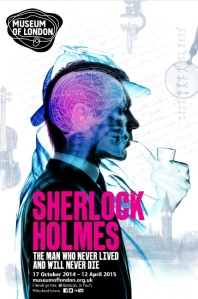 sherlock homes exhibition